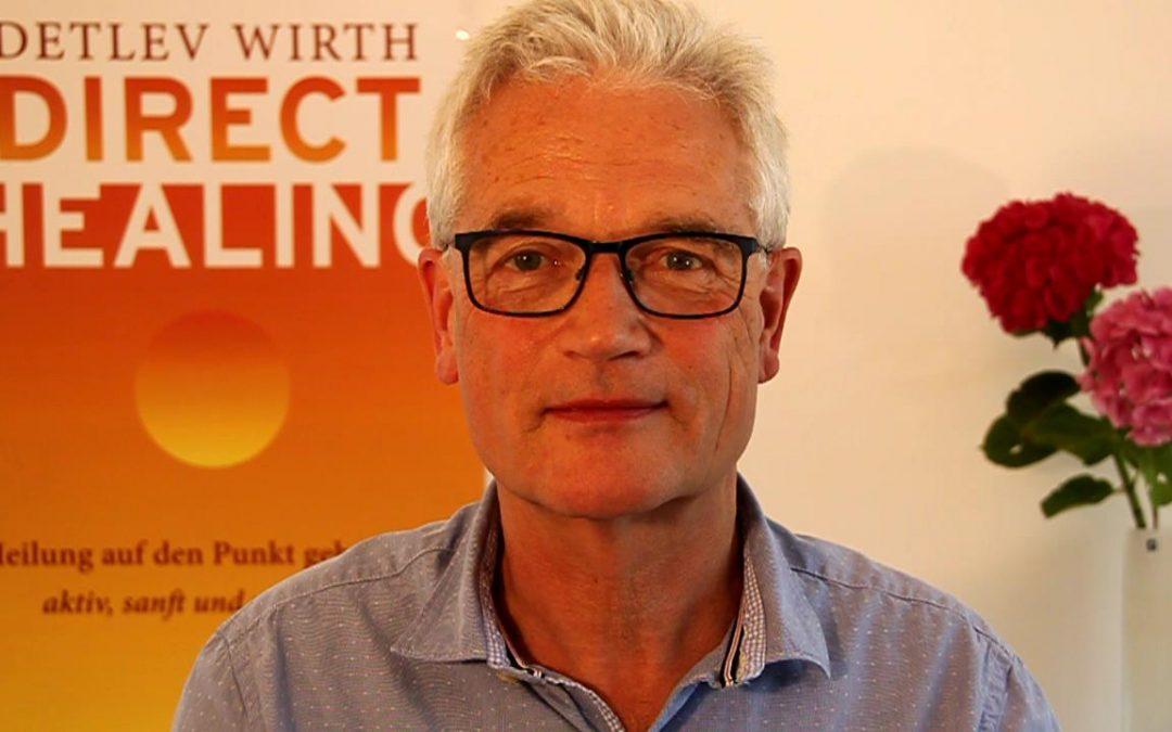 Erfolgreich-sichtbar Episode ES 015 Im Gespräch mit Detlef Wirth – Coach für Direct Healing